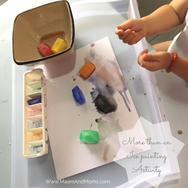 Sensory activity toddler