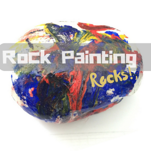 Rock Painting Rocks!