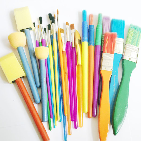 advanced paint brush set