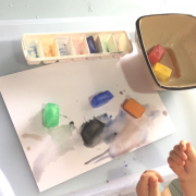 Thick Painting paper