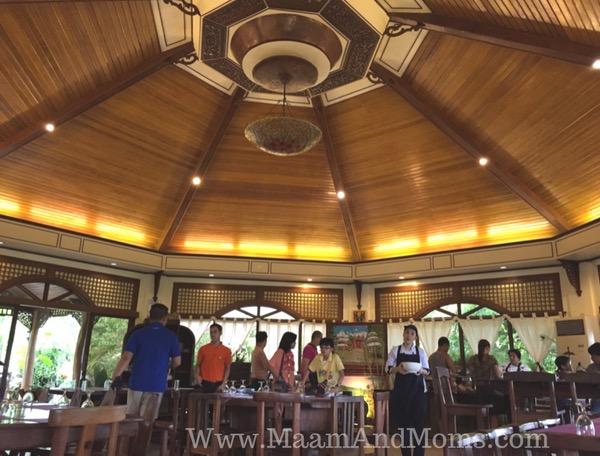 Cintai Coritos Garden Abadi Restaurant
