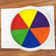Giant Multicolor Stamp Pad