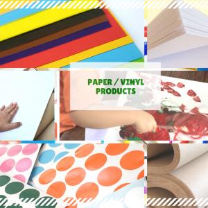 Paper & Vinyl Products